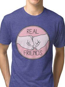 Real Friends Tri-blend T-Shirt