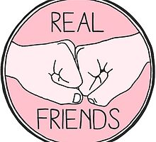 Real Friends by emrapper