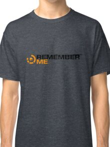 Remember Me Game Classic T-Shirt