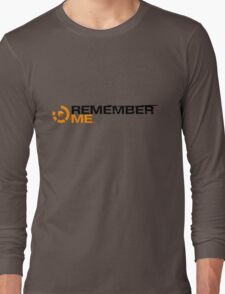 Remember Me Game Long Sleeve T-Shirt
