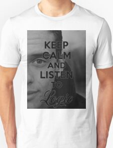 Listen To Logic With Logic T-Shirt