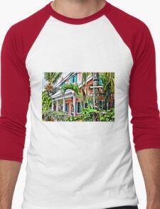 Hope Town Men's Baseball ¾ T-Shirt