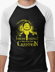 Oberyn is my Champion Men's Baseball ¾ T-Shirt