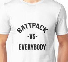 RattPack VS Everybody White Unisex T-Shirt