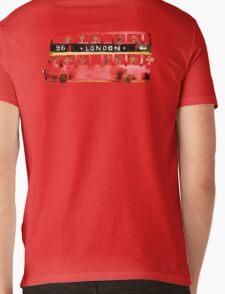Bunny in London Mens V-Neck T-Shirt