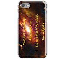 Moon Dust in Your Lungs iPhone Case/Skin