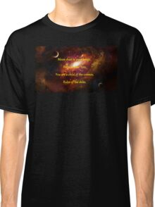 Moon Dust in Your Lungs Classic T-Shirt