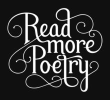 Read More Poetry Baby Tee