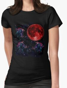 3 Shambler Moon - Darkest Dungeon Womens Fitted T-Shirt
