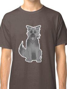 Vintage cartoon Dogmeat Classic T-Shirt