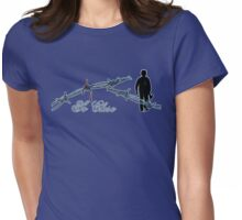 So Close - BC1 (Barbed Wire) Womens Fitted T-Shirt