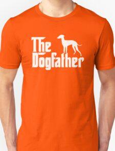 The Dogfather Italian Greyhound Unisex T-Shirt