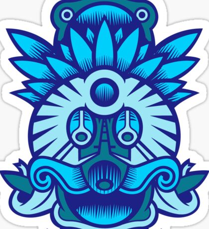 TRIBAL 1 Sticker
