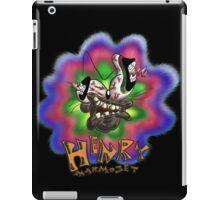 Henry Marmoset FREAK OUT iPad Case/Skin