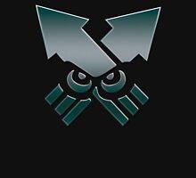 Splatoon Inspired: Teal Battle Lobby Entrance Unisex T-Shirt