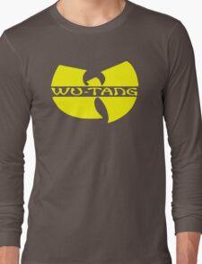 Wu Tang Long Sleeve T-Shirt