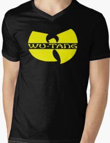 Wu Tang Mens V-Neck T-Shirt