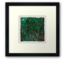 The Atlas of Dreams - Color Plate 7 Framed Print