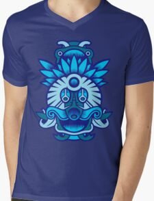 TRIBAL 1 Mens V-Neck T-Shirt