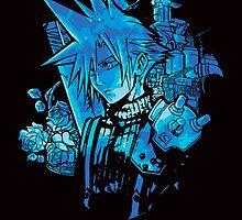 Final Fantasy - Cloud by NRAomine