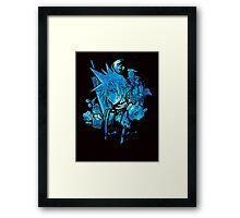 Final Fantasy - Cloud Framed Print