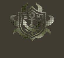 Splatoon Inspired: Lime Ranked Battle Icon Unisex T-Shirt