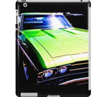 Chevelle SS iPad Case/Skin