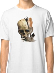 Death And The Mermaid  Classic T-Shirt