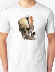 Death And The Mermaid  T-Shirt