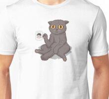 Catffeinated  Unisex T-Shirt