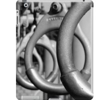 METAL RINGS II iPad Case/Skin