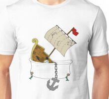 SinkinBathtub Unisex T-Shirt