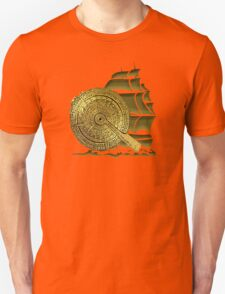A Nocturnal Voyage At Sea T-Shirt