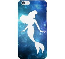 Ariel In Galaxy iPhone Case/Skin