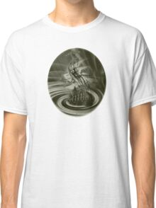 The Power Of The Sea  Classic T-Shirt