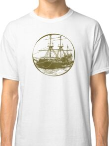 The Golden Age Of Seafarers Classic T-Shirt