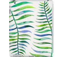 Palm Leaf – Green Palette iPad Case/Skin