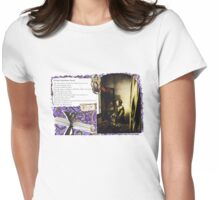 Divinely Superfluous Beauty    Womens Fitted T-Shirt