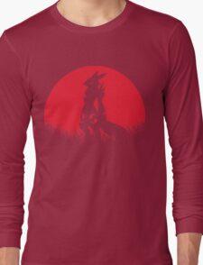 RENAMON RED MOON Long Sleeve T-Shirt