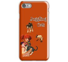 Juggling Cats iPhone Case/Skin