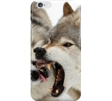 Laying down the law iPhone Case/Skin