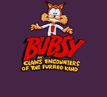 Bubsy (SNES) Title Screen T-Shirt