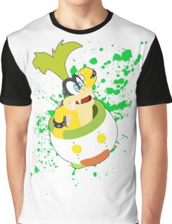 Iggy - Super Smash Bros Graphic T-Shirt