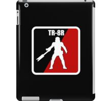 Loyal Trooper TR-8R Logo iPad Case/Skin