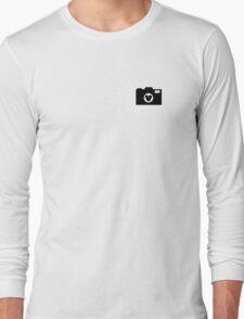 Waltographer Long Sleeve T-Shirt