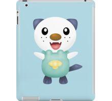 Oshawott - shade + light blue iPad Case/Skin