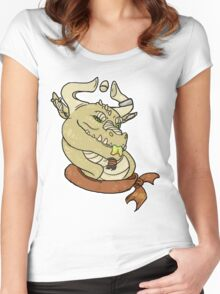 Nicol Blehs Women's Fitted Scoop T-Shirt