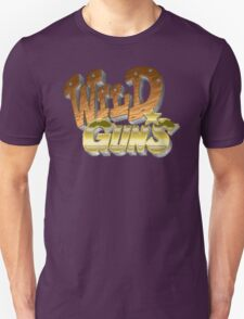 Wild Guns (SNES) Title Screen T-Shirt