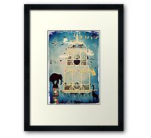 The Cage III - The Call of the Wild Framed Print