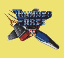 Thunder Force 2 (Genesis) Title Screen Baby Tee